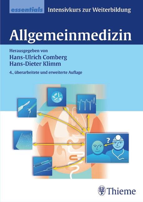 Allgemeinmedizin als eBook Download von Hans-Dieter Klimm, Hans-Ulrich Comberg - Hans-Dieter Klimm, Hans-Ulrich Comberg