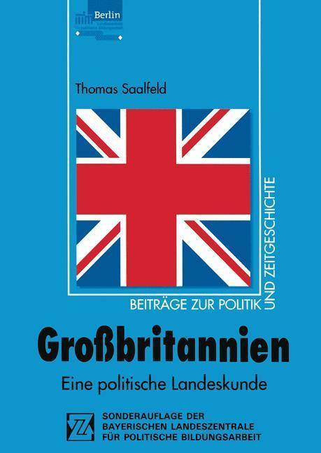 Großbritannien als Buch von Thomas Saalfeld