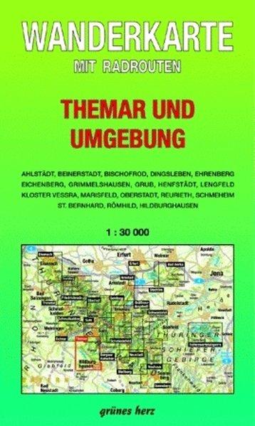 Naturpark Thüringer Wald: Themar und Umgebung 1...