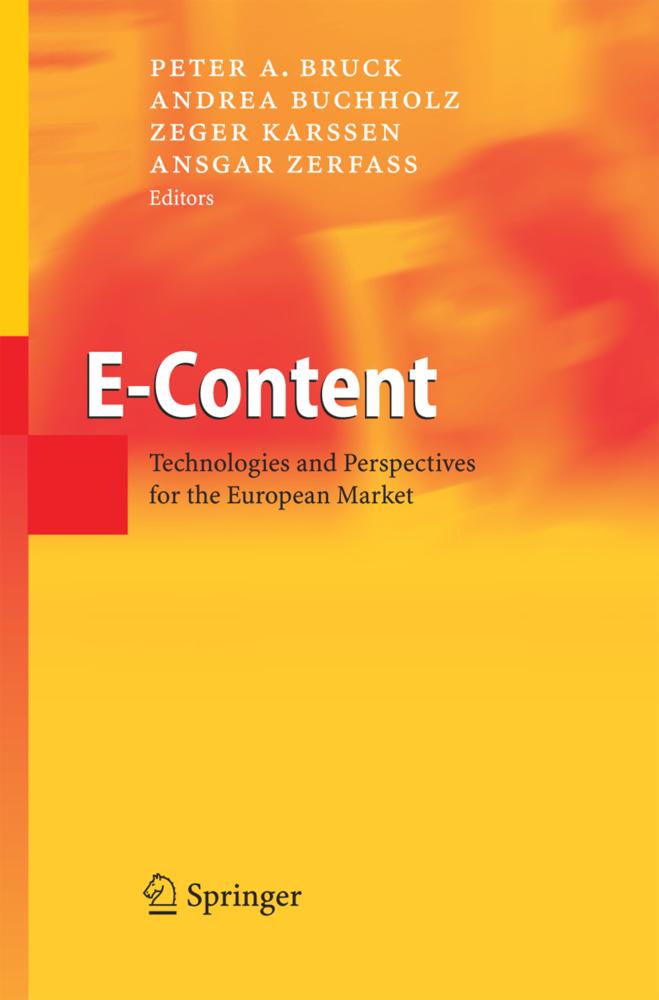 E-Content als Buch von