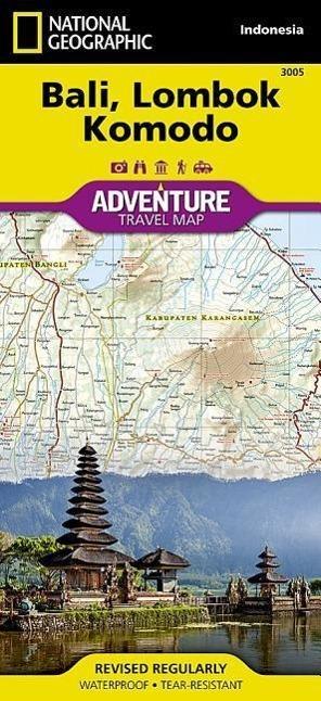 Bali, Lombok, and Komodo als Buch von National ...