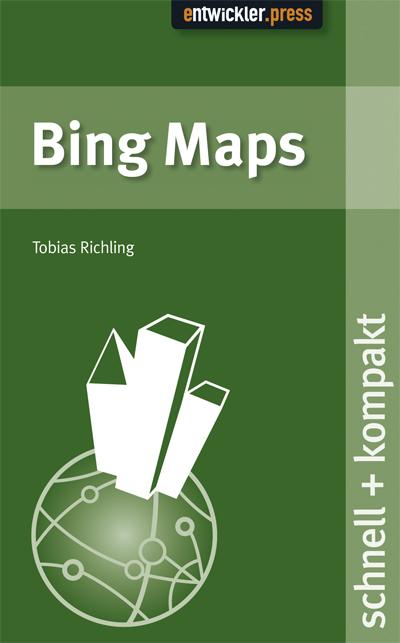 Bing Maps für Webentwickler als eBook Download ...