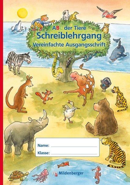 ABC der Tiere 1 als Buch von