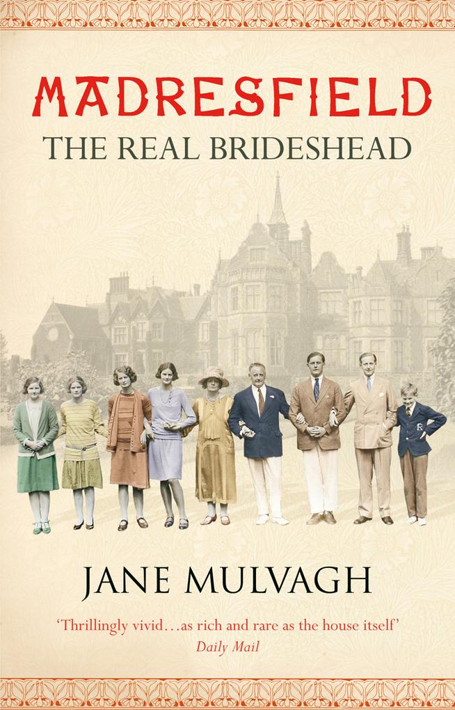 Madresfield als eBook Download von Jane Mulvagh
