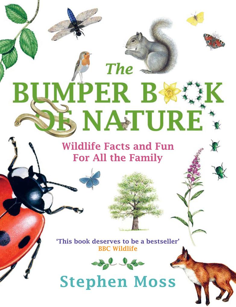 The Bumper Book of Nature als eBook Download vo...