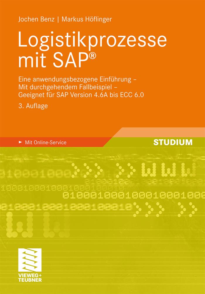 Logistikprozesse mit SAP® als Buch von Jochen B...