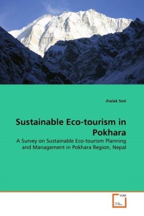 Sustainable Eco-tourism in Pokhara als Buch von...