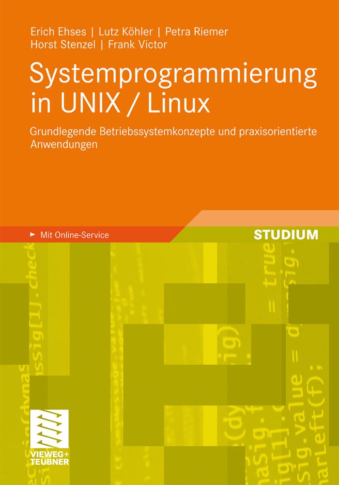 Systemprogrammierung in UNIX / Linux als Buch v...