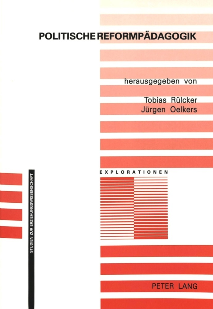 Politische Reformpädagogik als Buch von
