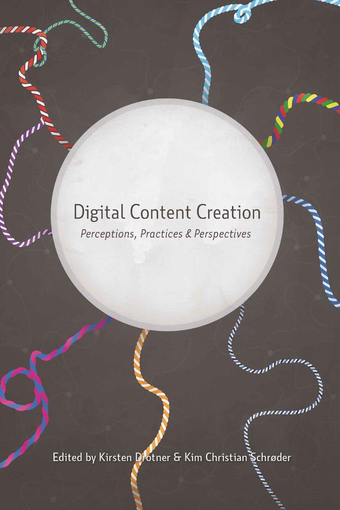 Digital Content Creation als Buch von