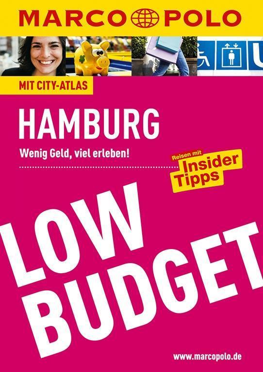 MARCO POLO Low Budget Hamburg als Buch von Doro...