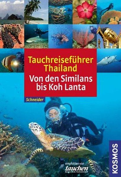 Tauchreiseführer Thailand als Buch von Frank Sc...