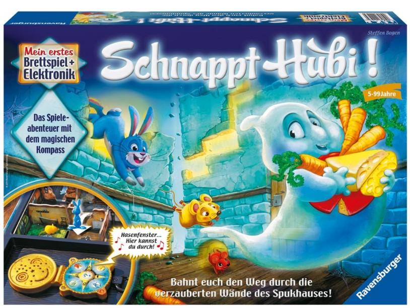Schnappt Hubi! Elektronisches Brettspiel (Kinde...