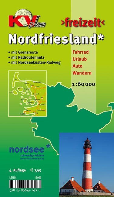 Nordfriesland mit Sylt, Amrum, Föhr und Hallige...