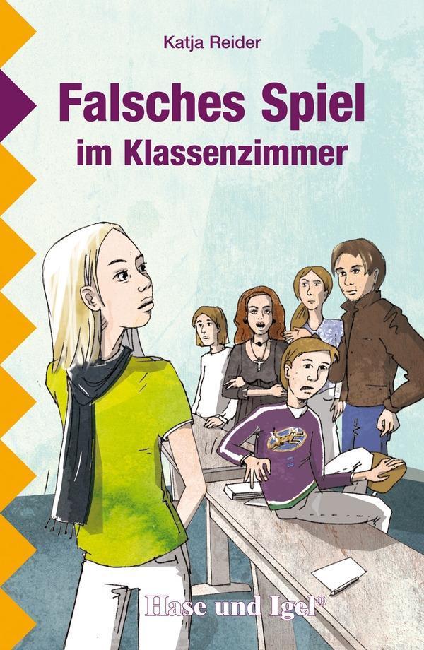 Falsches Spiel im Klassenzimmer als Buch von Ka...