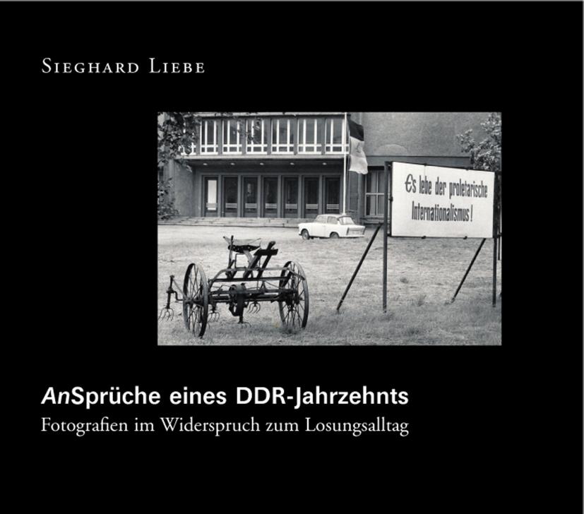 An-Sprüche eines DDR Jahrzehnts als Buch von Si...