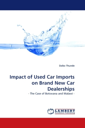 Impact of Used Car Imports on Brand New Car Dea...
