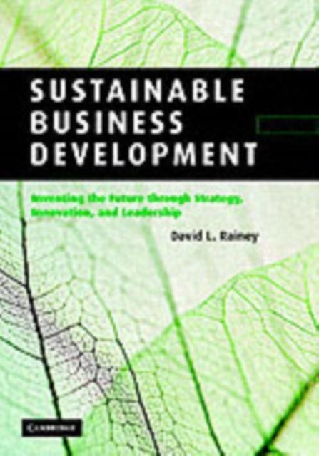 Sustainable Business Development als eBook Down...