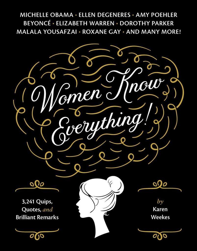 Women Know Everything! als eBook Download von K...