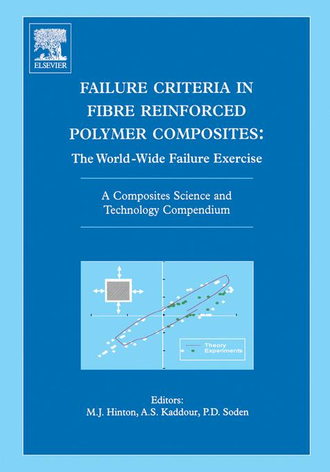9780080531571 - M. Hinton, P D Soden, Abdul-Salam Kaddour: Failure Criteria in Fibre-Reinforced-Polymer Composites - Buch