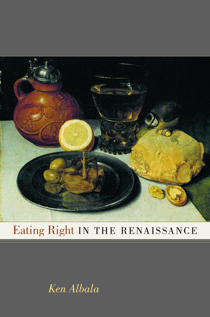 Eating Right in the Renaissance als eBook Downl...