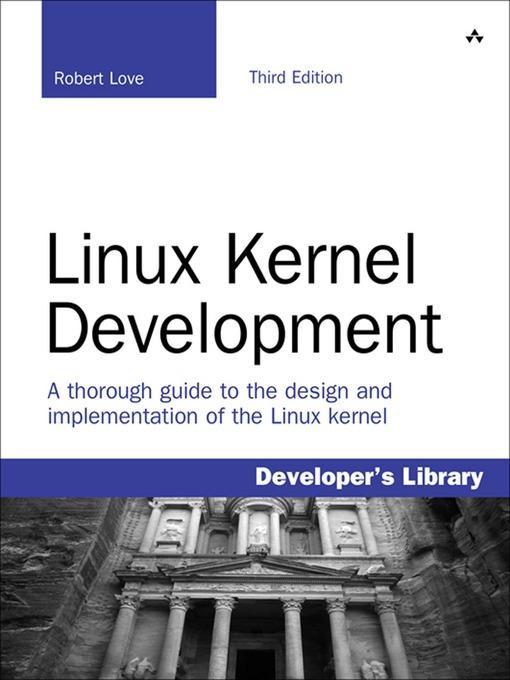 Linux Kernel Development als eBook Download von...