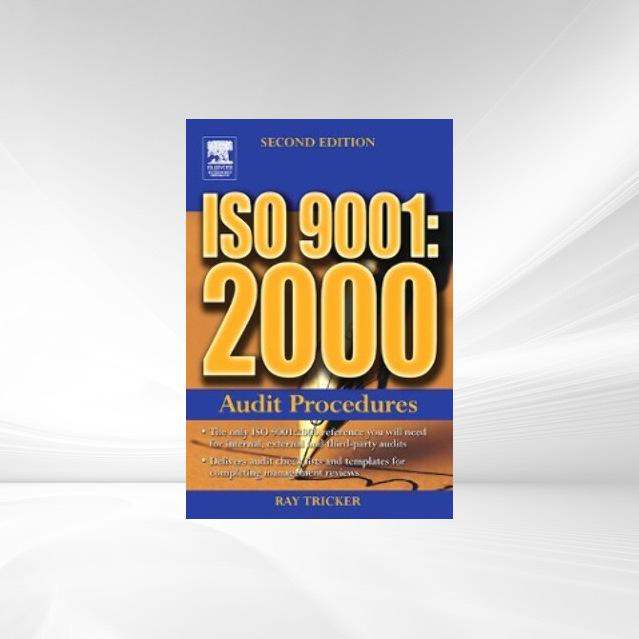 ISO 9001:2000 Audit Procedures als eBook Downlo...