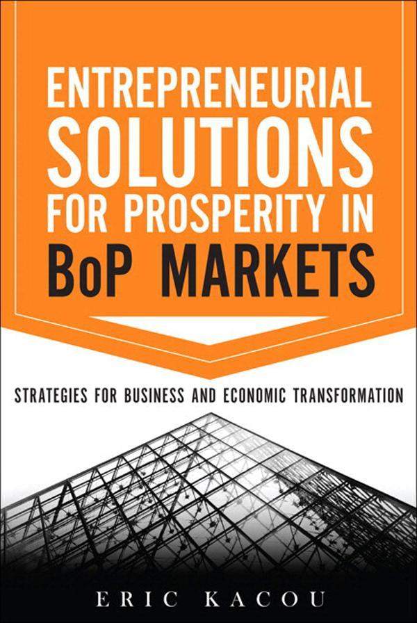 Entrepreneurial Solutions for Prosperity in BoP...