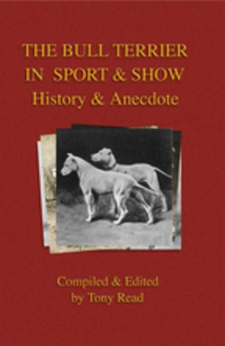 Bull Terrier in Sport And Show - History & Anec...