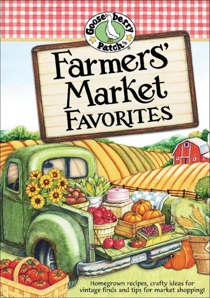 Farmers´ Market Favorites als eBook Download von