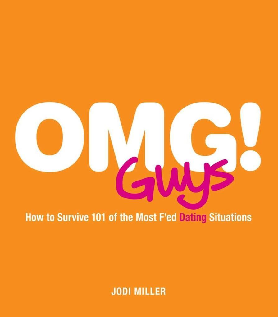 OMG! Guys als eBook Download von Jodi Miller