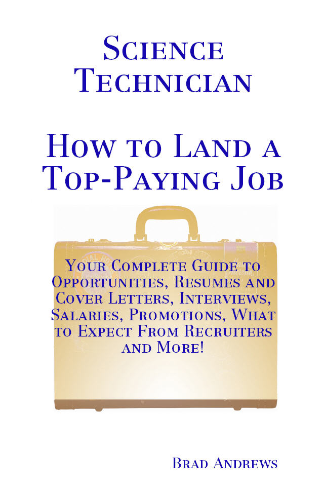 Science Technician - How to Land a Top-Paying J...