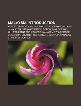 Malaysia Introduction als Taschenbuch von