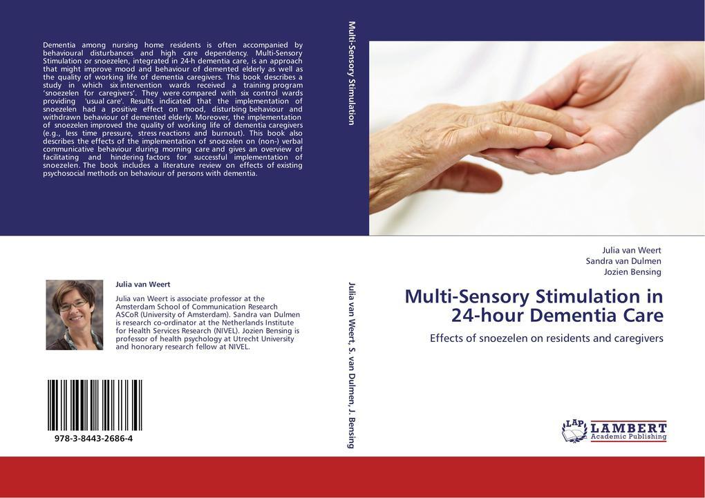 Multi-Sensory Stimulation in 24-hour Dementia C...