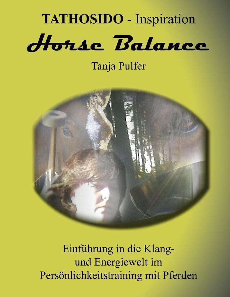 Horse Balance als eBook Download von Tanja Pulfer