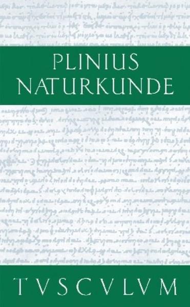 Botanik: Ackerbau als Buch von Plinius Secundus...