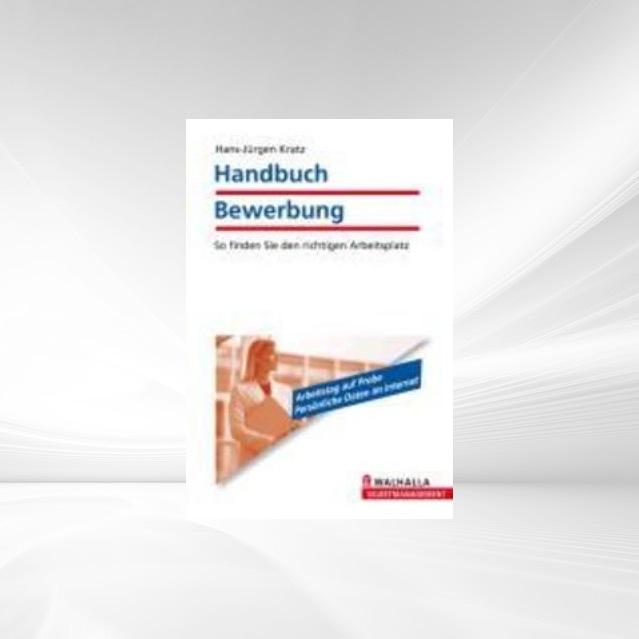 Handbuch Bewerbung als eBook Download von Hans-...