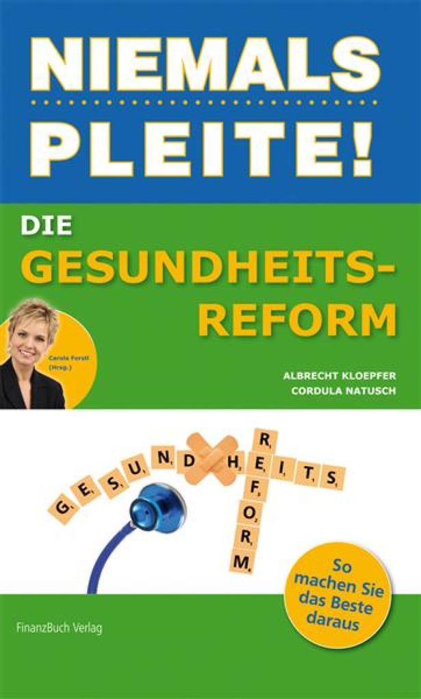 Die Gesundheitsreform als eBook Download von Co...