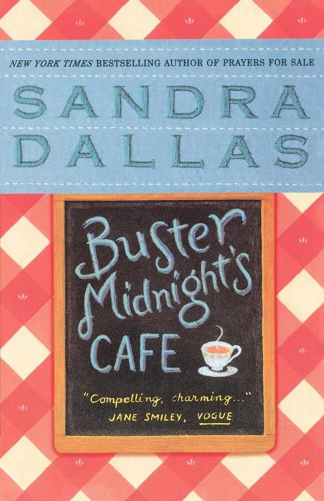 Buster Midnight´s Cafe als Taschenbuch von Sand...