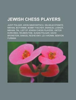 Jewish chess players als Taschenbuch von