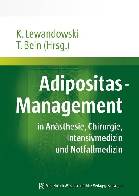 Adipositas-Management als Buch von