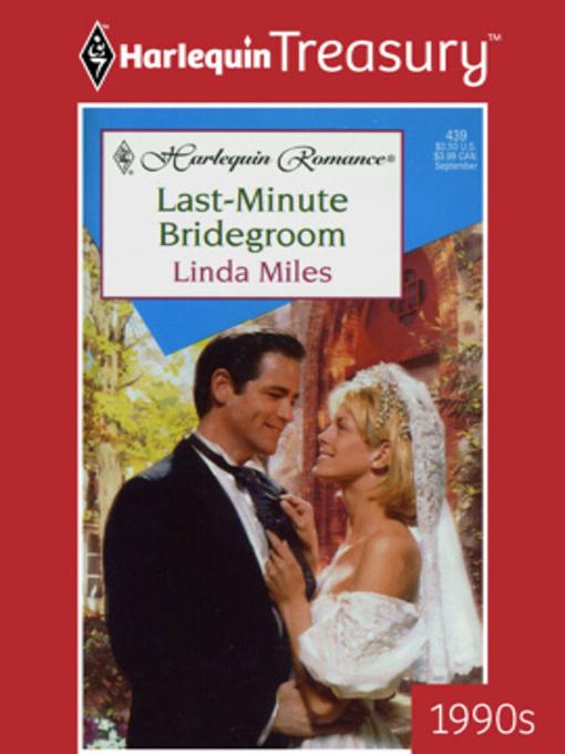 Last-Minute Bridegroom als eBook Download von L...