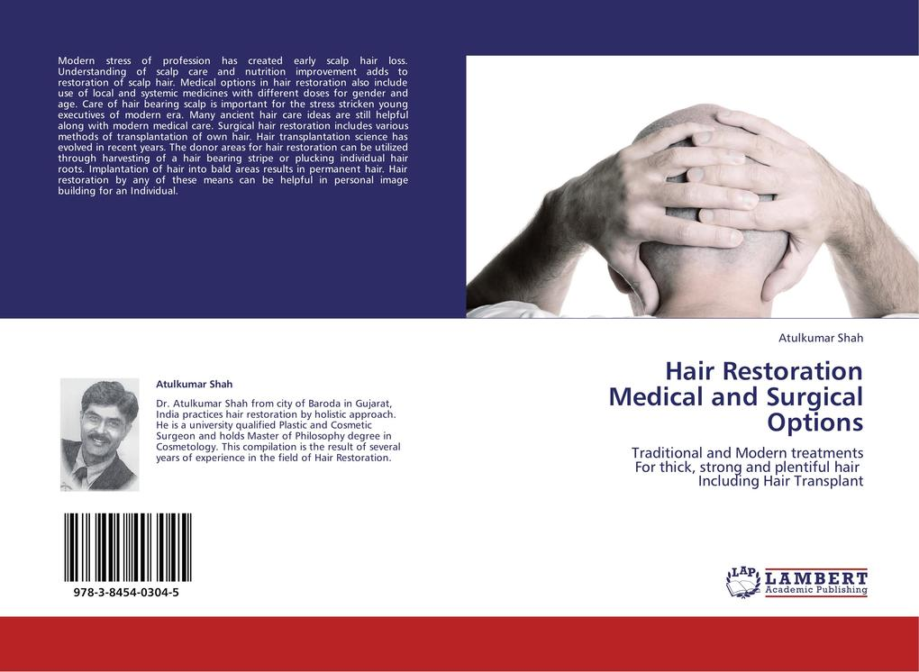 Hair Restoration Medical and Surgical Options a...