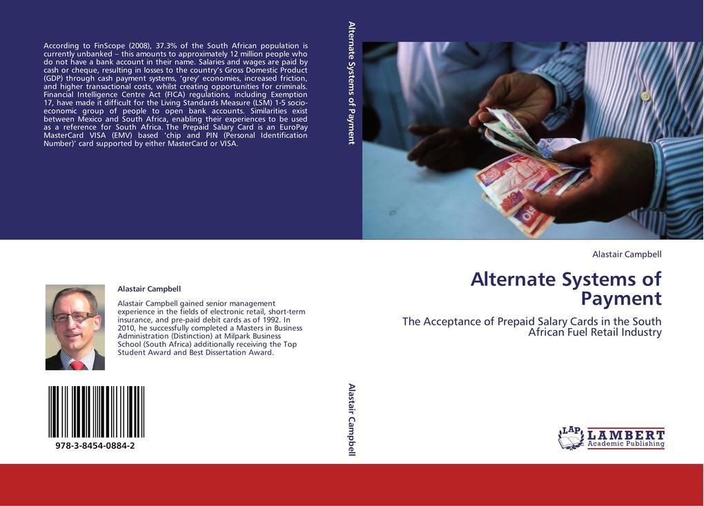 Alternate Systems of Payment als Buch von Alast...