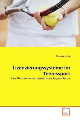 Lizenzierungssysteme im Tennissport als Buch vo...