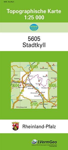 Stadtkyll 1 : 25 000 als Buch von