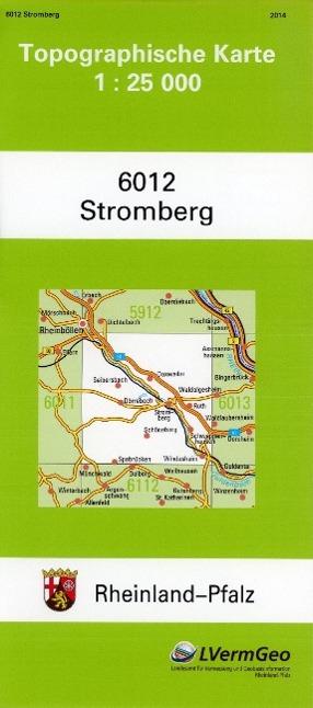 Stromberg 1 : 25 000 als Buch von Landesamt für...