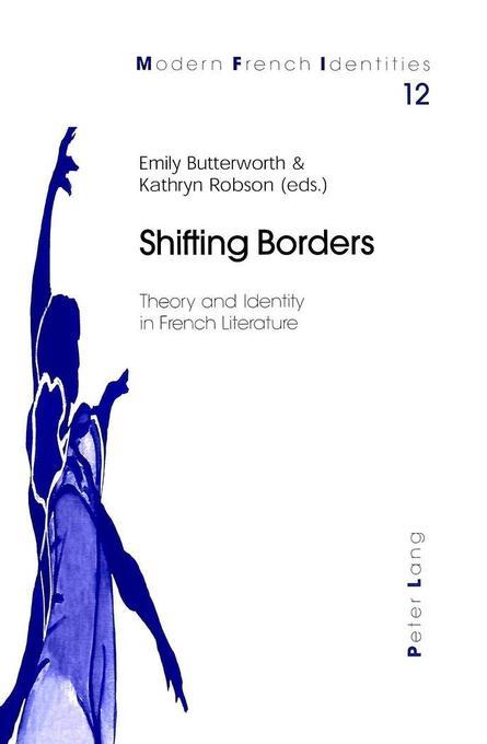 Shifting Borders als Buch von