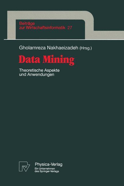 Data Mining als Buch von