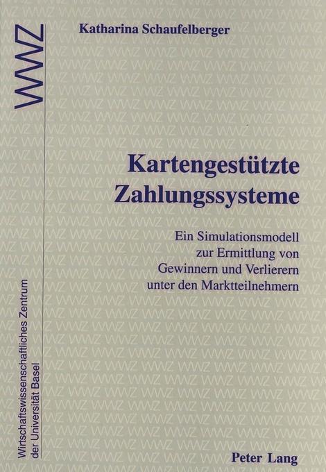 Kartengestützte Zahlungssysteme als Buch von Ka...